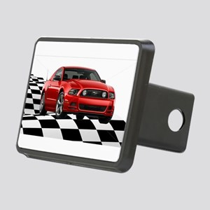 2014RRMustangGT Rectangular Hitch Cover