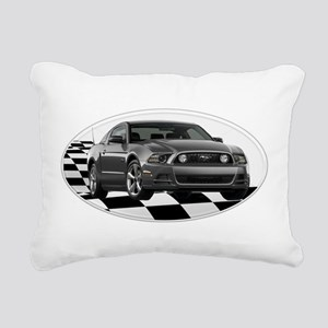 SGMustangGT Rectangular Canvas Pillow