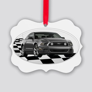 SGMustangGT Picture Ornament