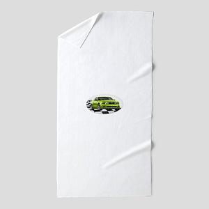 GHGMustangGT Beach Towel