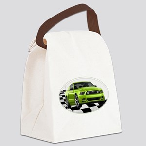 GHGMustangGT Canvas Lunch Bag