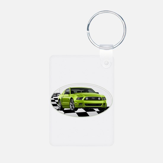 GHGMustangGT Keychains