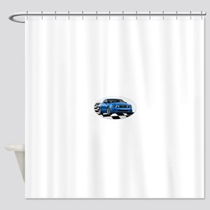 GB14MustangGT Shower Curtain