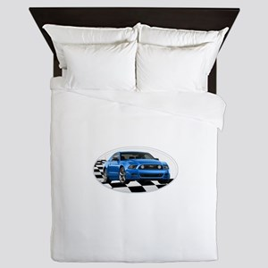 GB14MustangGT Queen Duvet