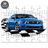 Ford mustang Puzzles