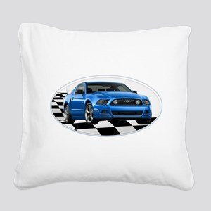 GB14MustangGT Square Canvas Pillow