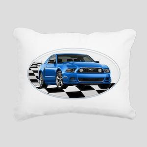 GB14MustangGT Rectangular Canvas Pillow