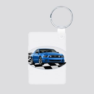 GB14MustangGT Keychains