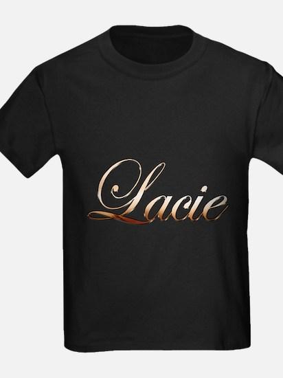 Gold Lacie T-Shirt