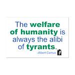 Albert Camus Mini Poster Print