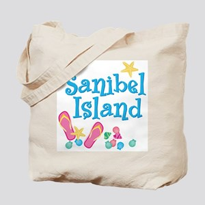 Sanibel Island - Tote or Beach Bag