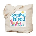 Sanibel Island - Tote or Beach Bag