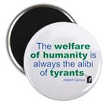 Albert Camus Magnet