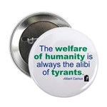 "Albert Camus 2.25"" Button (100 pack)"