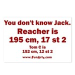 You Dont Know Jack Postcards (Package of 8)