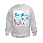 Sanibel Island - Kids Sweatshirt