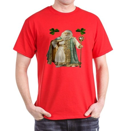 Irish Santa Dark T-Shirt