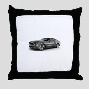 14MustangGT Throw Pillow