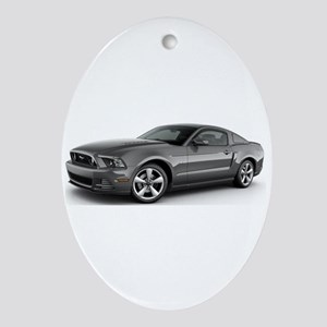 14MustangGT Ornament (Oval)