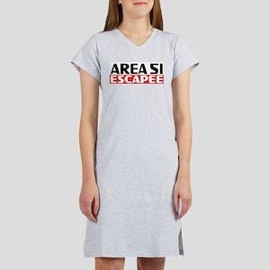 Area 51 Escapee Women's Nightshirt