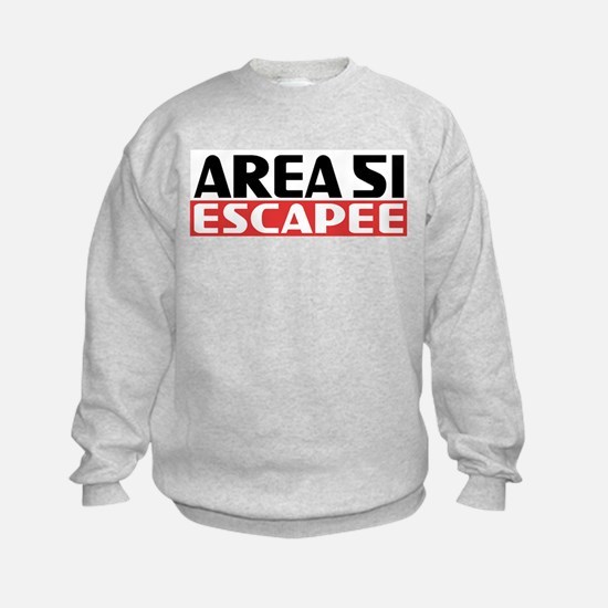 Area 51 Escapee Sweatshirt