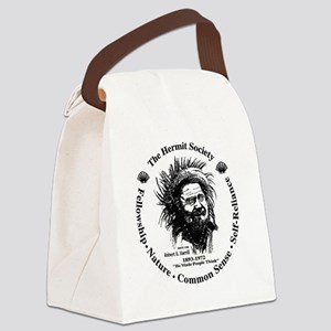 Hermit Society Canvas Lunch Bag