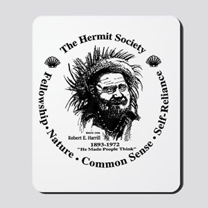 Hermit Society Mousepad