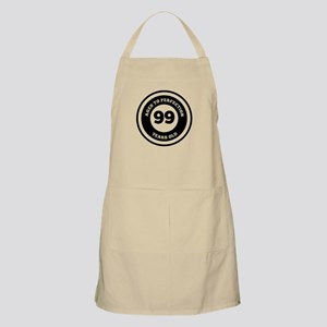 Aged To Perfection 99 Years Old Apron