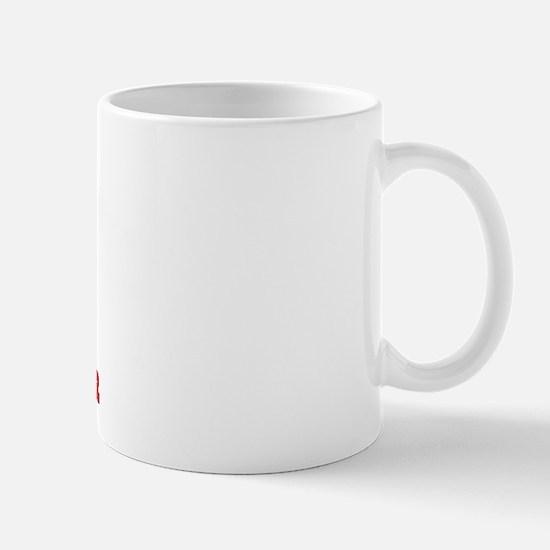 Red Pig Mug