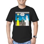 KNOTS Ark Men's Fitted T-Shirt (dark)