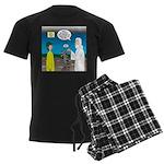 KNOTS Ark Men's Dark Pajamas