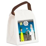 KNOTS Ark Canvas Lunch Bag
