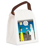 KNOTS Ark Canvas Lunch Bag
