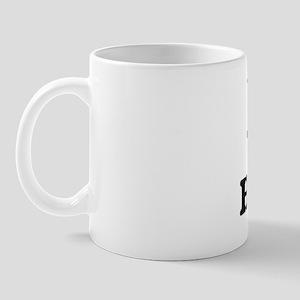 I love Hoops Mug