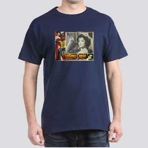 Vintage Mexican Movie Poster Dark T-Shirt