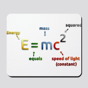 Mass-Energy_Equivalence_Formula Mousepad