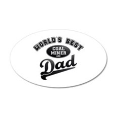 Coal Miner/Dad Wall Decal