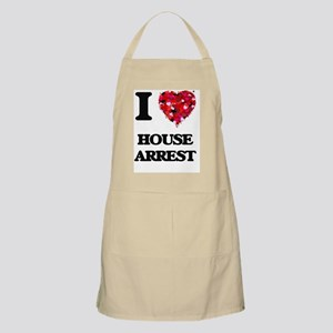 I love House Arrest Apron