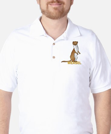 Weasel Golf Shirt