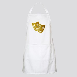 Masks of Comedy and Tragedy Apron