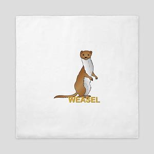 Weasel Queen Duvet