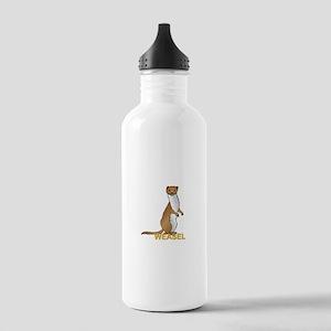Weasel Stainless Water Bottle 1.0L