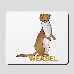 Weasel Mousepad