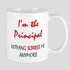 Nothing Scares Principal Mug
