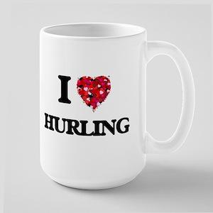 I love Hurling Mugs
