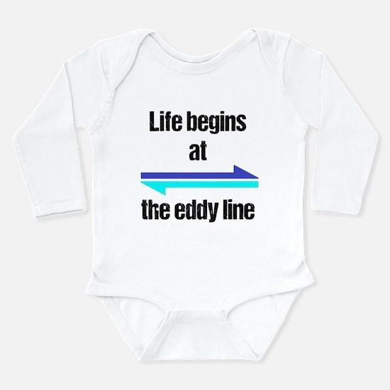 Eddy Line Updated Black Body Suit