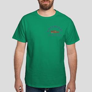 Greenport - Long Island. Dark T-Shirt