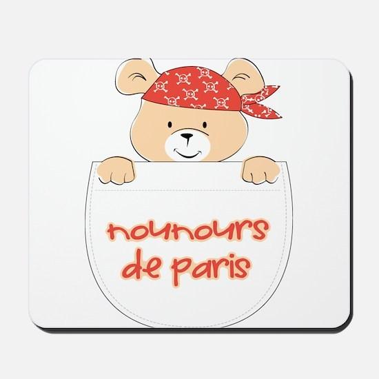 poche Mousepad