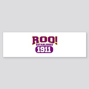 ROO Bumper Sticker