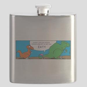TYEISHA REX Flask